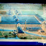 Plan du site BALSAN par Alfred DAUVERGNE-1880