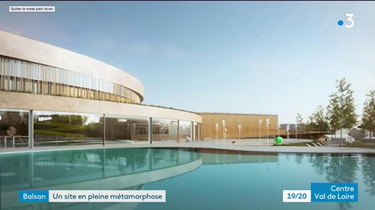 Actualit s du site balsan association pour la mise en valeur du site industriel balsan - Feu vert chateauroux ...
