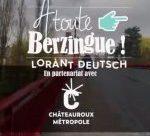 """21 Mai 2021 Visite de Châteauroux """"A toute berzingue"""""""