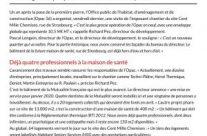 """Actualité du chantier des """"100 000 Chemises"""" : naissance d'un nouveau quartier"""