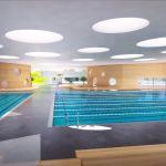 Plan d'architecte : les bassins