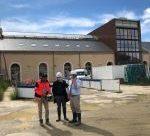 18 juin 2020 Visite du chantier de la Cité du Numérique